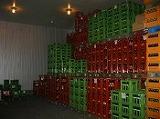 大型冷蔵庫瓶囲い